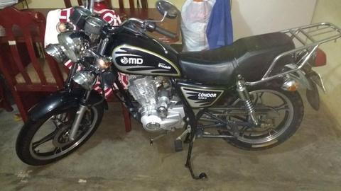 Moto Md Condor 2013