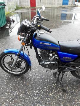 Se Vende Moto Owen 2013 Usada