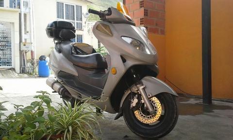 Cambio Maxy Scooter por Moto Sincronica