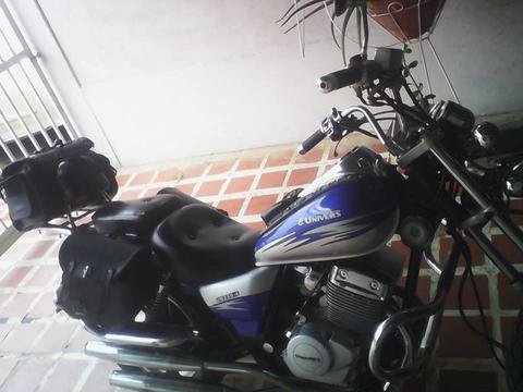 X URGENCIA VENDO O CAMBIO ESTA MOTO
