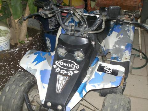 vendo moto ATV de 50 CC de 4 rueda
