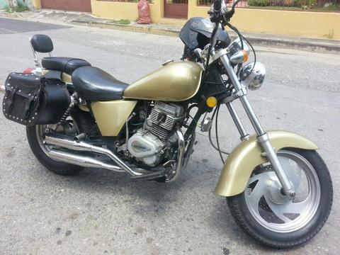 Vendo Mi Bella Moto Hn Tipo Shopper