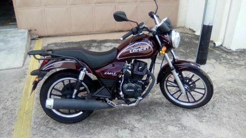 Se Vende Moto Loncin