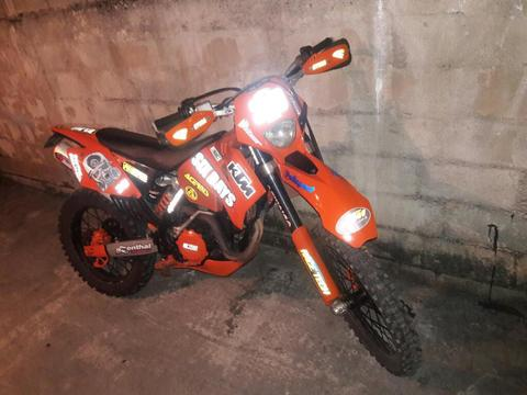 Ktm 450 Six Days Acepto Moto Vehiculo