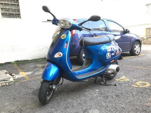 Vespa ET4 Leader 150cc año 2004
