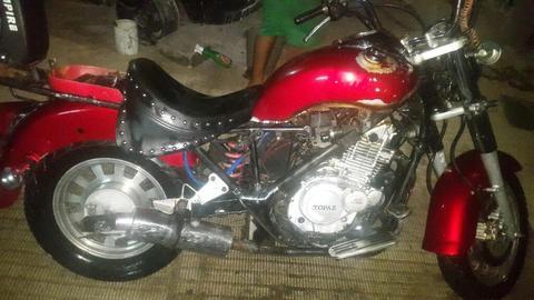 Moto 250 Motor Gn 250