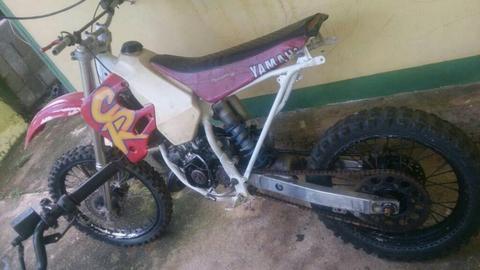 Honda Cr 125 Cambio X 2t Yz Rx Wr Dt Kx