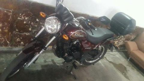 Moto Eagle Loncin Modelo 150
