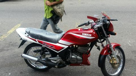 Rxz Modelazo 135