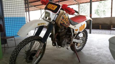 Vendo Honda Xr 600cc