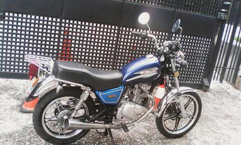 suzuki 2009 GN 125 cc
