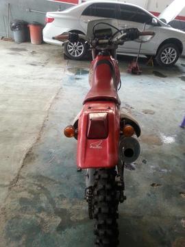 Vendo Xr Honda