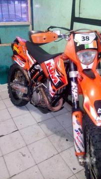 Vendo Ktm 250 2007 Enduro