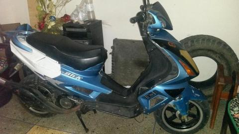 Moto automatica Bwk 150cc