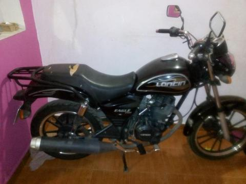 MOTO LONCI EAGLE cc150 NEGOCIABLE