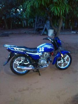 moto modelo HORSE 2014