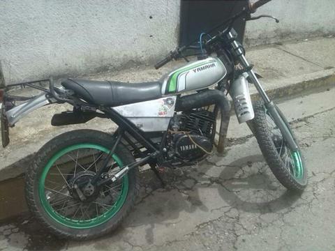 Se Vende Moto Dt Yamaha Calismatico