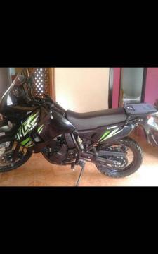 Klr 650cc con 2mil Km