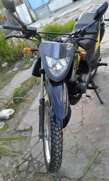 VENDO MI HERMOSA MOTO TX 200 EMPIRE NUEVA