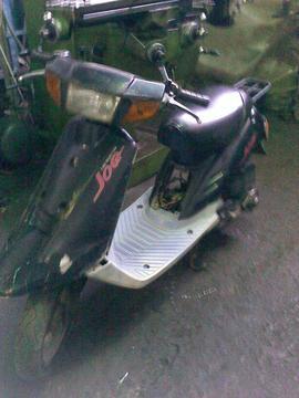 vendo moto super jog yamaha