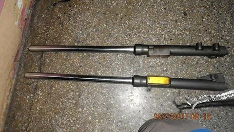 barras o bastones de tx modelo 2012