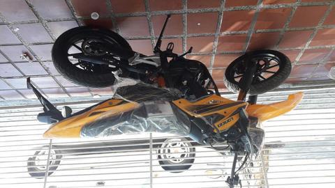 MOTO ENDURO LONCIN 250cc