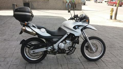 Bmw Gs 650 Año 2007