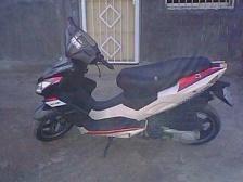 cambio moto bera año 2012 automatica por una sincronica