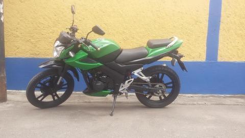 Moto LONCIN AÑO 2013
