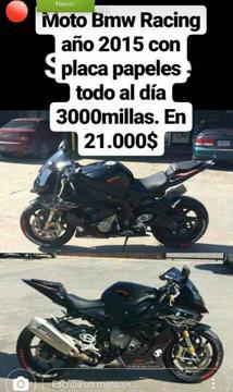 Moto Bmw Racing