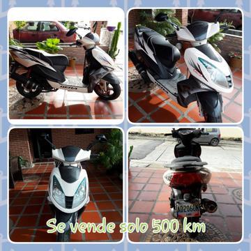 Moto Bera modelo Mustagd