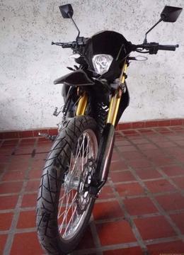 Moto Susuki Hj 200 Año 2014