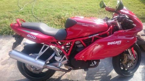 Vendo Ducati 2006