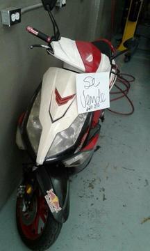 Vendo moto bera en buenisimas condiciones con cauchos nuevos