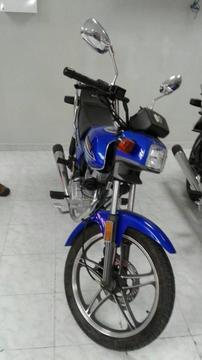 a La Venta Moto Empire Horse K 150 Nueva