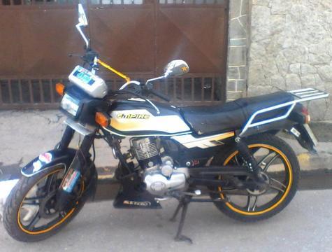 MOTO HORSE 150cc 2012