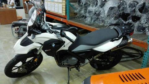 Moto Bmw 650 2016