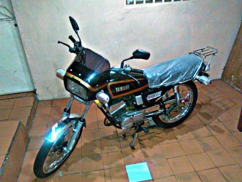 Yamaha rx135 Modelo viejo