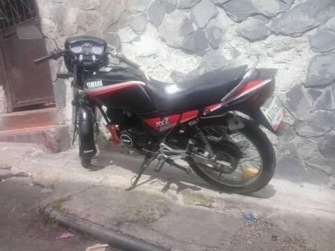 Yamaha RXZ 135 Modelazo