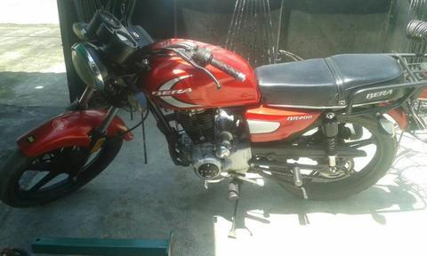 Moto Bera Modelo Br 200