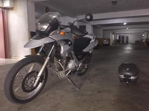Moto Bmw 2007 650
