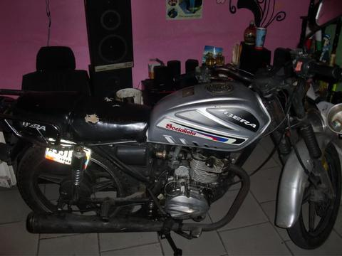 cambio moto bera 150