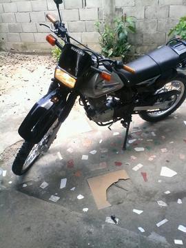 Oferta Moto Suzuki 200