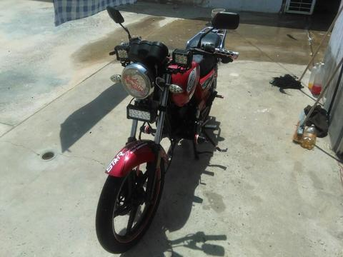 Moto Bera Socialista 2012