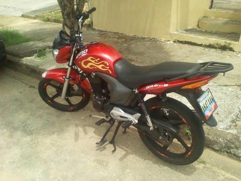Moto Md Haojin Gavilan 150