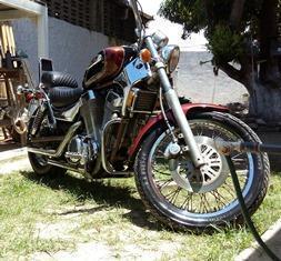 Suzuki Intruder 1.400cc año 98