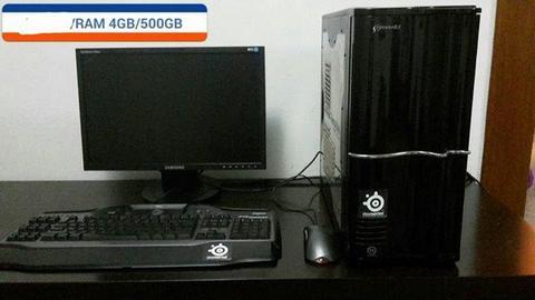 Vendo o cambio PC de escritorio completo