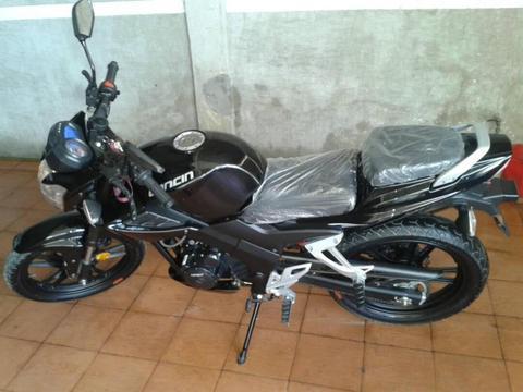 moto marca loncin modelo naked nueva negociable
