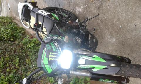 moto loncin 200
