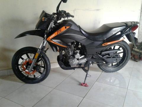 Vendo Moto Tx 2012 Negociable